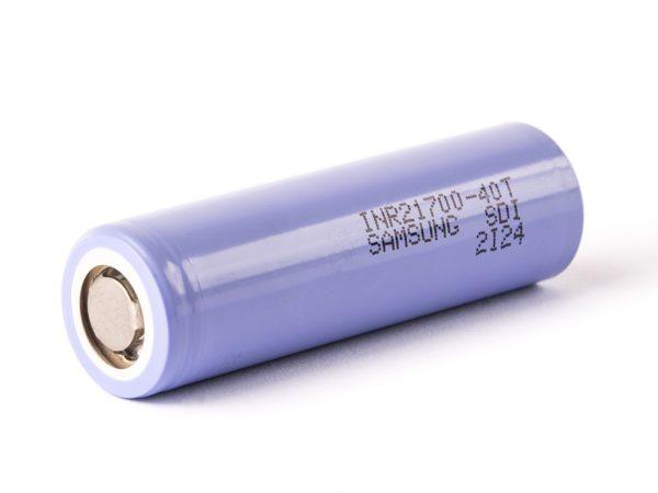 Samsung INR 20700 40T 4000mAh 3 6V 3 7V 35A