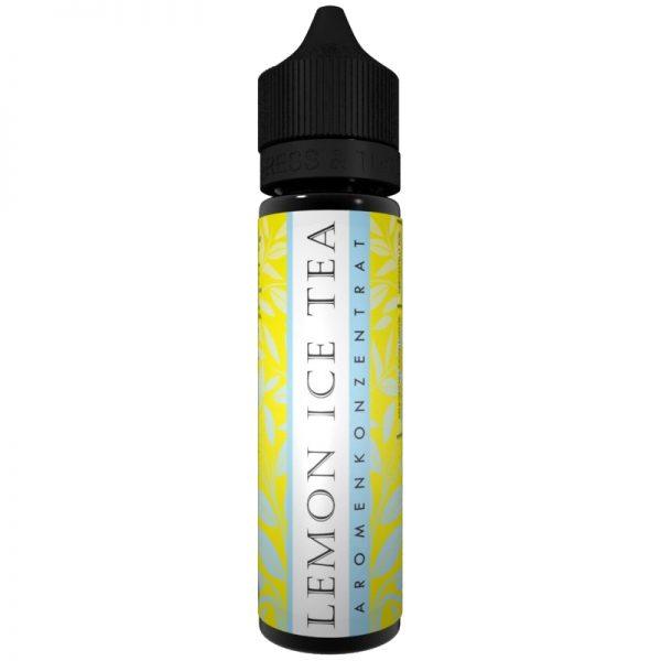VOVANBOTTLEFILLAROMA lemon ice tea
