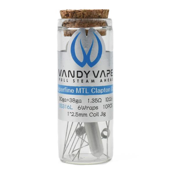Vandy Vape Superfine MTL 130 Ohm