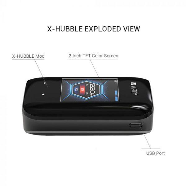 Vaptio XHubble 2