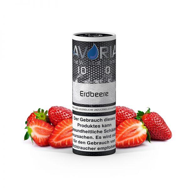 avoria liquid erdbeere