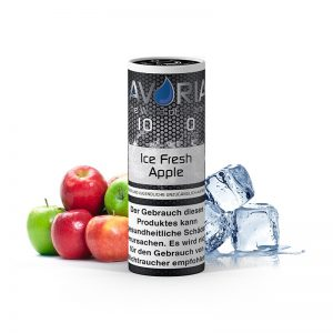 avoria liquid ice fresh apple