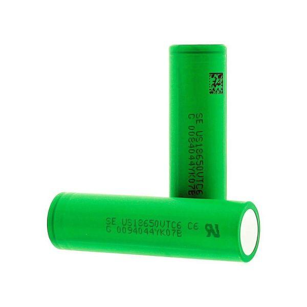 batteries sony vtc6 18650 3000 mah battery