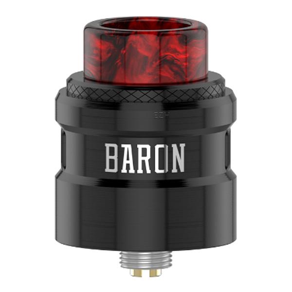 geekvape baron rda tank schwarz