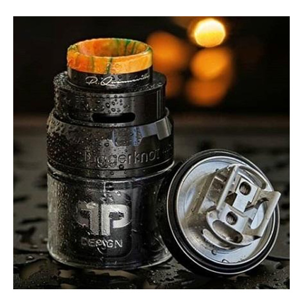 qp design juggerknot mini rta tank 1