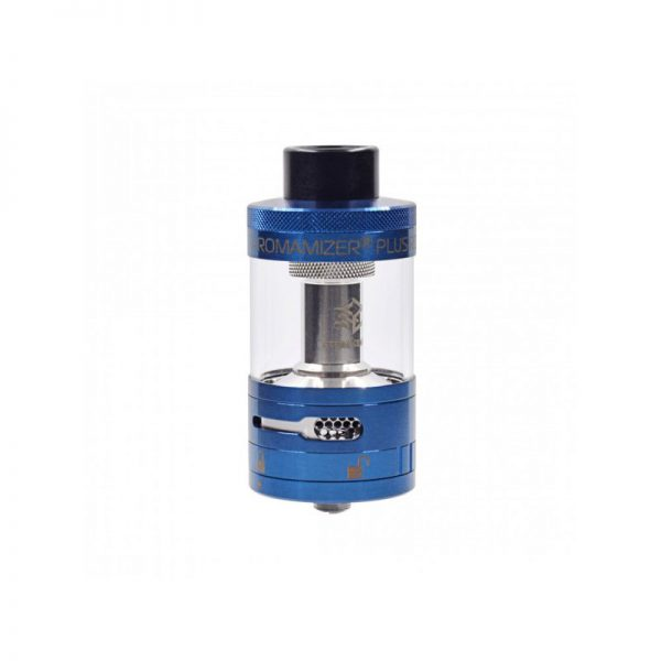 steam crave aromamizer plus rdta clearomizer set2