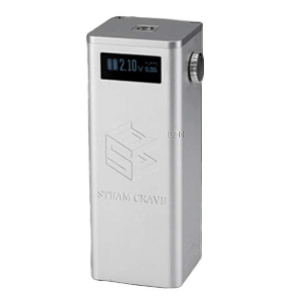steam crave pwm mod silber