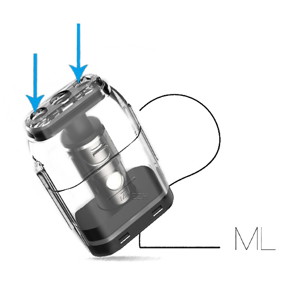 uwell caliburn kit 1