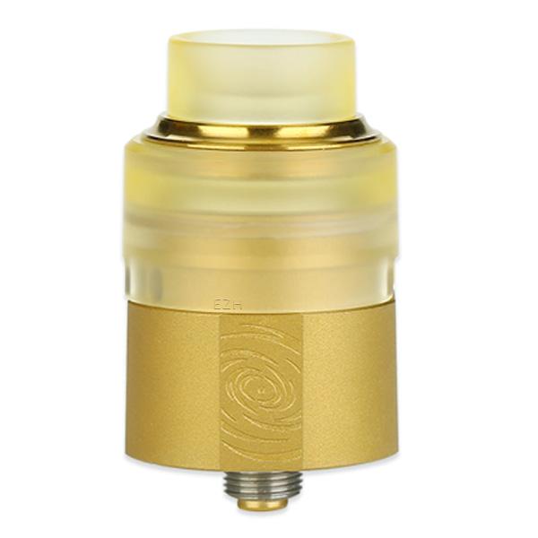 vapefly wormhole bf rda tank gold