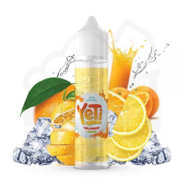 yeti longfill aroma orange lemon 15ml