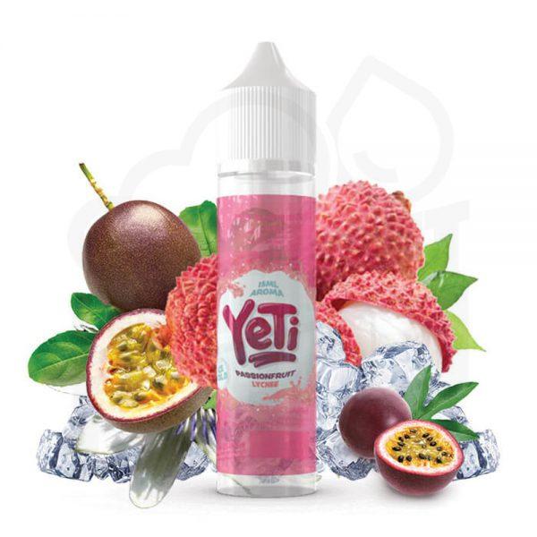 yeti longfill aroma passionfruit lychee 15ml