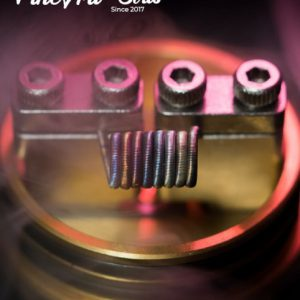 Handmade Coil 017 Fine Fused Clapton Stacking Coil 600x600