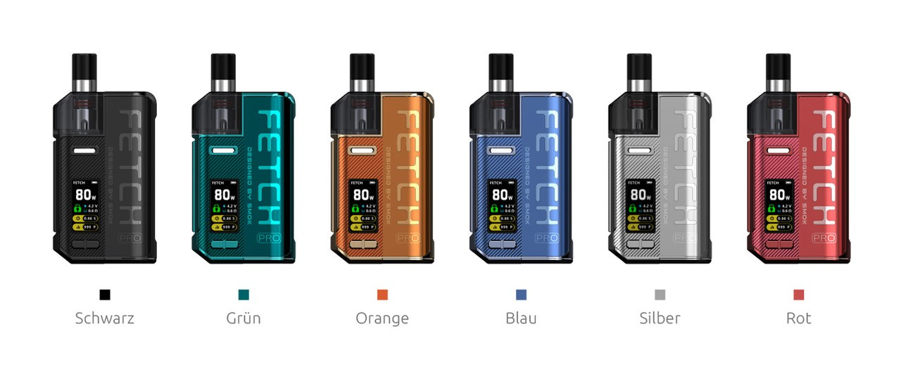 Smok Fetch Pod Kit